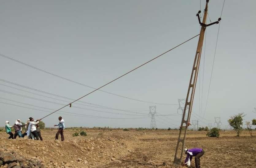 बिजली लाइन को छूना हो सकता है खतरनाक, रहें सावधान