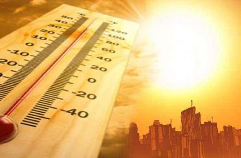 राजधानी में रिकॉर्ड तोड़ गर्मी के लिए यह पांच कारण हैं जिम्मेदार