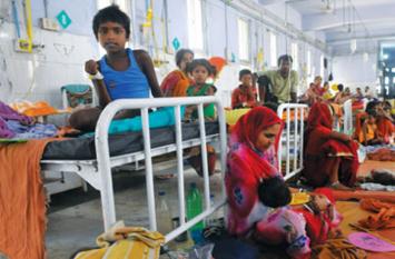 सावधान!...बिहार में फिर कहर बरपा रहा 'चमकी' बुखार, अब तक 22 बच्चों की मौत, सैंकडों भर्ती, यह है फैलने की वजह
