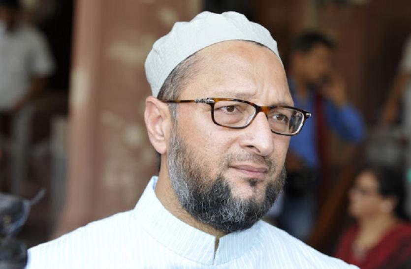 तेलंगाना: असदुद्दीन ओवैसी ने नेता प्रतिपक्ष के पद पर ठोका दावा, स्पीकर से करेंगे मुलाकात