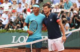 फ्रेंच ओपन टेनिस : कड़े मुकाबले में जोकोविक को हराकर थीम फाइनल में, खिताब के लिए नडाल को देंगे चुनौती