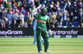 विश्व कप : शाकिब के शतक पर जेसन रॉय का सैकड़ा पड़ा भारी, इंग्लैंड ने बांग्लादेश को 106 रनों से हराया