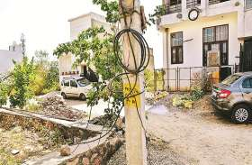 जयपुर में बिजली चोरी के ऐसे तरीके, देखकर रह जाएं दंग, तार बिछा, मीटर की रीडिंग घटा कर रहे चोरी