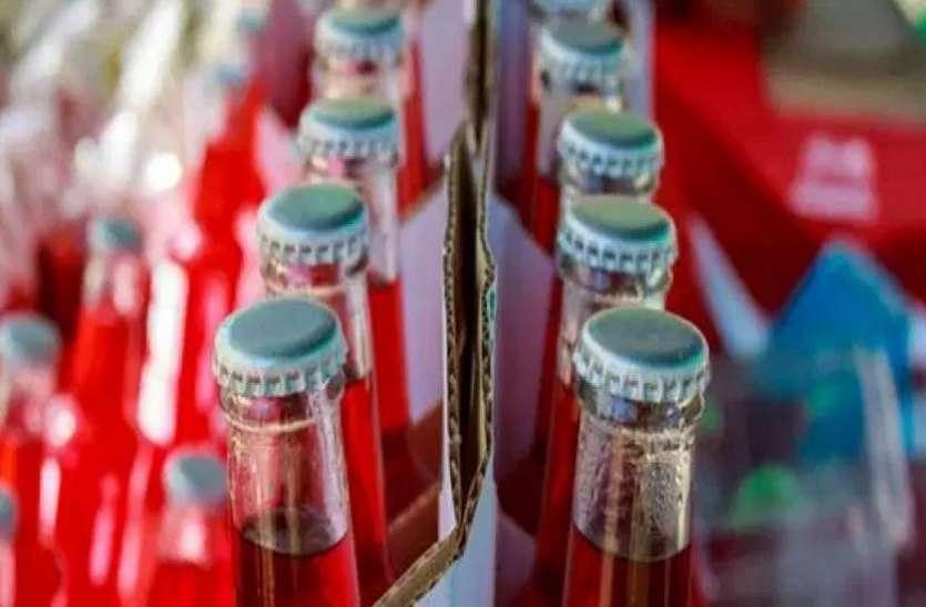 यूपी के इस शहर में कोल्ड ड्रिंक की बोतलों में भरकर बेची जा रही है शराब