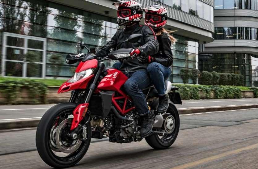 Ducati Hypermotard 950 जल्द होगी लॉन्च, 937 सीसी के इंजन से है लैस