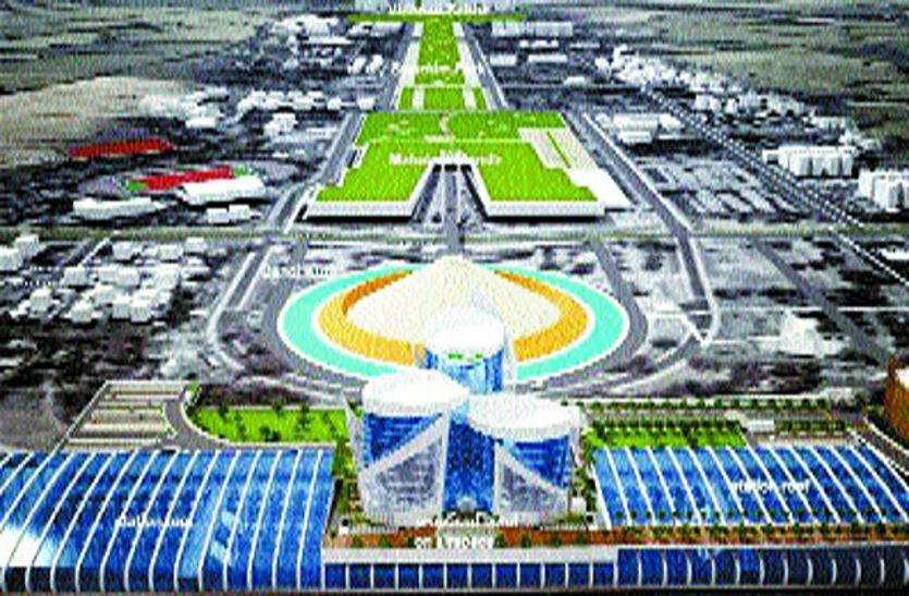 एयरपोर्ट की तर्ज पर विकसित होगा गांधीनगर रेलवे स्टेशन