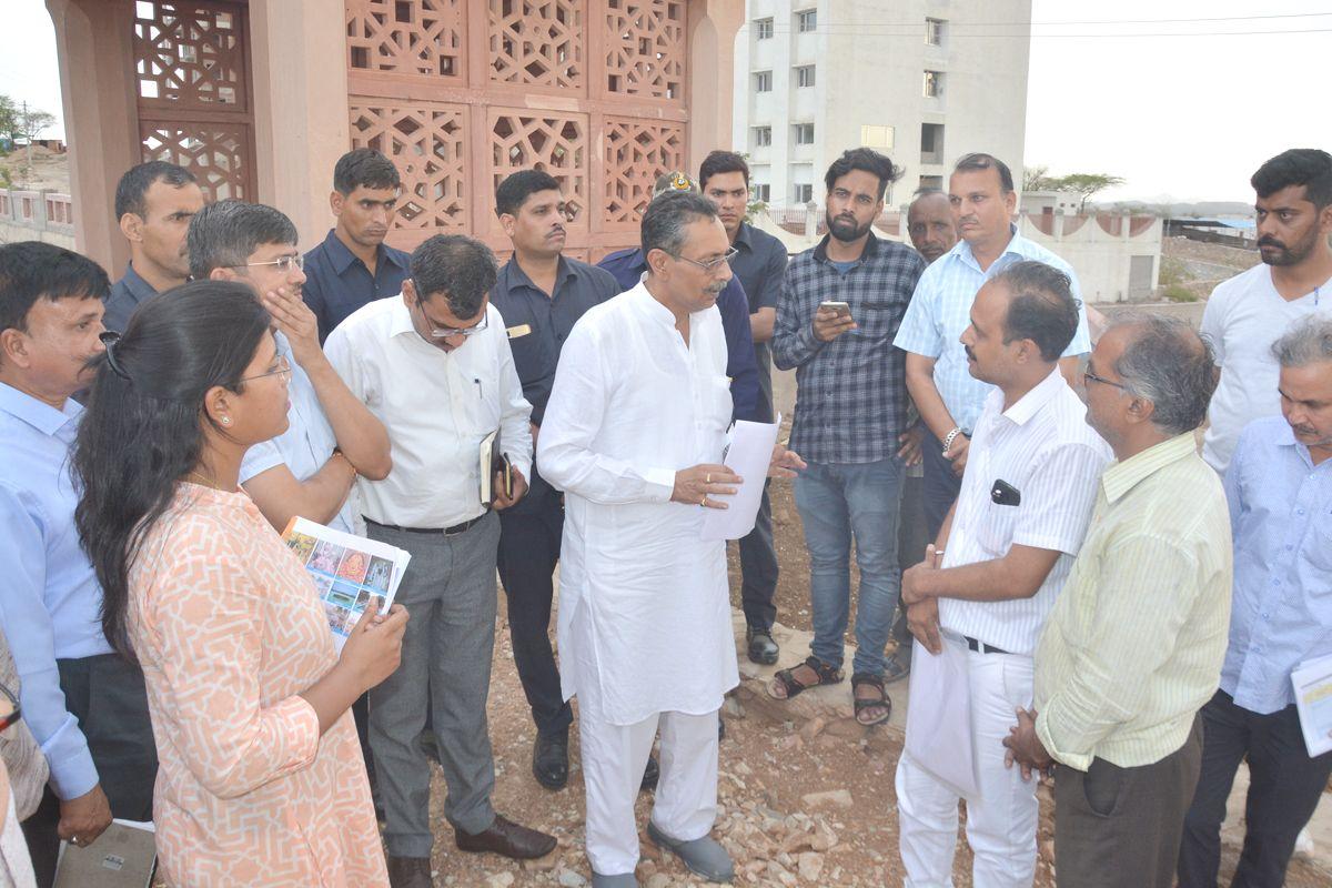 गहलोत सरकार के इस मंत्री ने आरटीडीसी होटल में बंद कराया बार व नॉनवेज