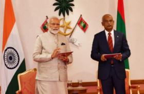 मालदीव में पीएम मोदी, जानिए इस दौरे की महत्वपूर्ण बातें