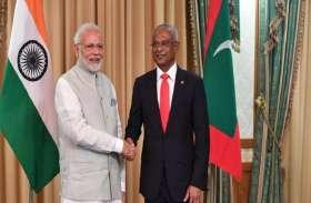 मालदीव: PM मोदी और राष्ट्रपति सोलिह की बातचीत, दोनों देशों के बीच कई अहम समझौते