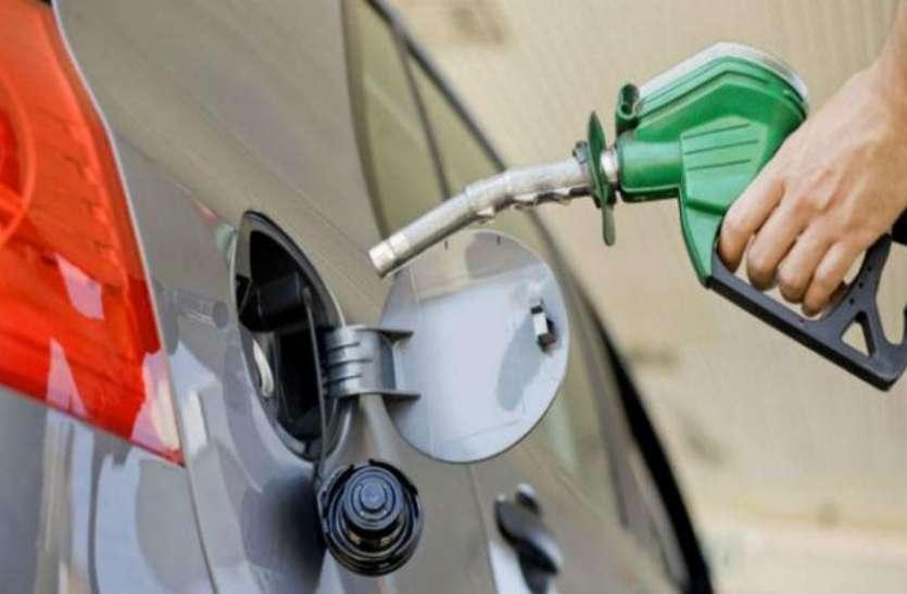 देश में 80 रुपए के पार हुआ डीजल, पेट्रोल की कीमत 90 रुपए से ज्यादा