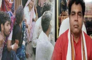 अलीगढ़ में बच्ची की हत्या पर ऊर्जामंत्री श्रीकांत शर्मा का आया बड़ा बयान, बोले दोषियों के खिलाफ सरकार उठायेगी सख्त कदम..., देखें वीडियो
