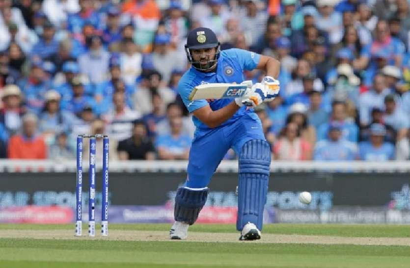 रोहित ने तोड़ा तेंदुलकर का रिकॉर्ड, ऑस्ट्रेलिया के खिलाफ 37 पारियों में ठोके 2000 रन