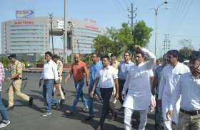 अब नेशनल हाईवे अथॉरिटी पूरा इंदौर-खंडवा रोड बनाएगी 4 लेन