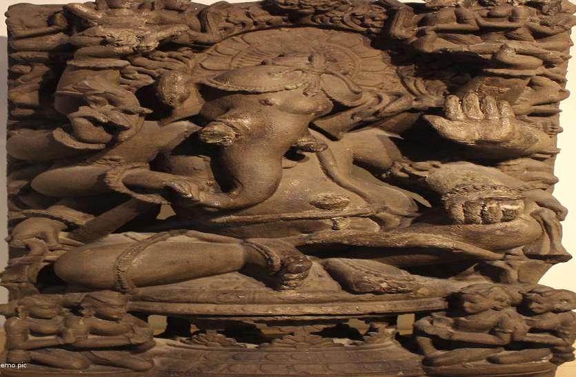 छत्तीसगढ़ में 11वीं सदी में बने इस मंदिर में विराजमान है विश्व के इकलौते तांत्रिक गणेश