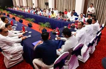 ऊर्जा मंत्री की बैठक