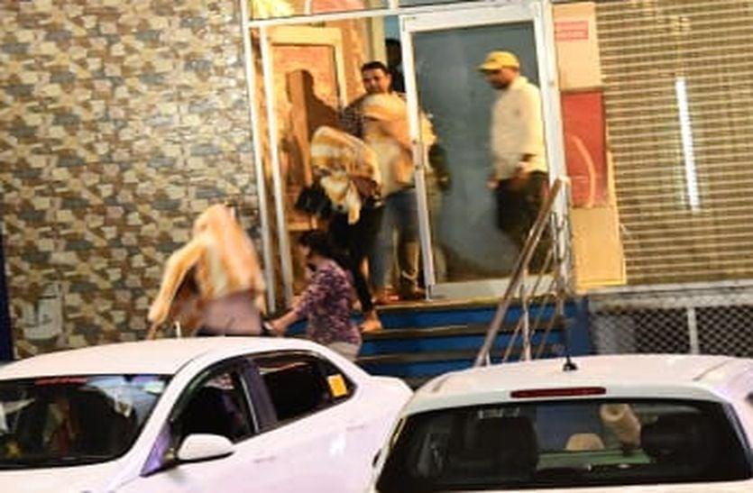 अजमेर की होटल में चल रहा था देहव्यापार