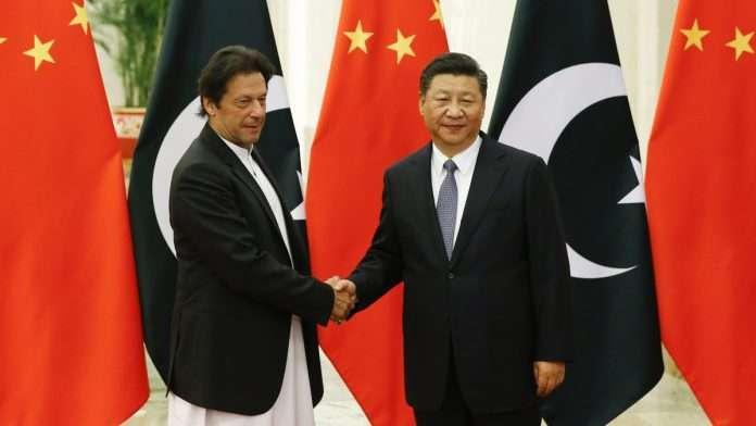 Imran Khan XI jinping