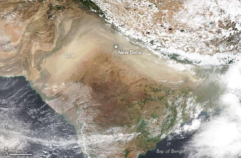 राजस्थान : अगले 48 घंटे में अंधड़ चलने व बारिश की संभावना, जल्द राज्य में सक्रिय होगा मानसून