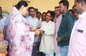 'मौलिक जरूरतों को पूरा कर पाने में नाकाम रही कांग्रेस सरकार'