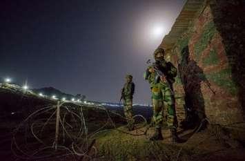 जम्मू कश्मीर: पुंछ LoC पर पाकिस्तान ने किया सीजफायर का उल्लंघन, एक जवान शहीद