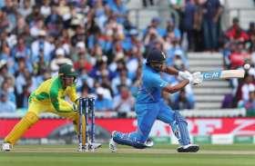 World Cup: दोनों मैचों में किस्मत के धनी रहे रोहित शर्मा, ऑस्ट्रेलिया के खिलाफ भी मिला थाजीवनदान