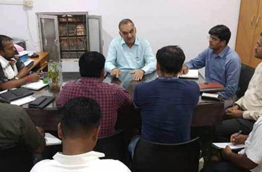 लगातार बिजली कटौती पर चौकन्ना हुए एसई, अधिकारियों की बैठक बुलाकर दिए कई निर्देश