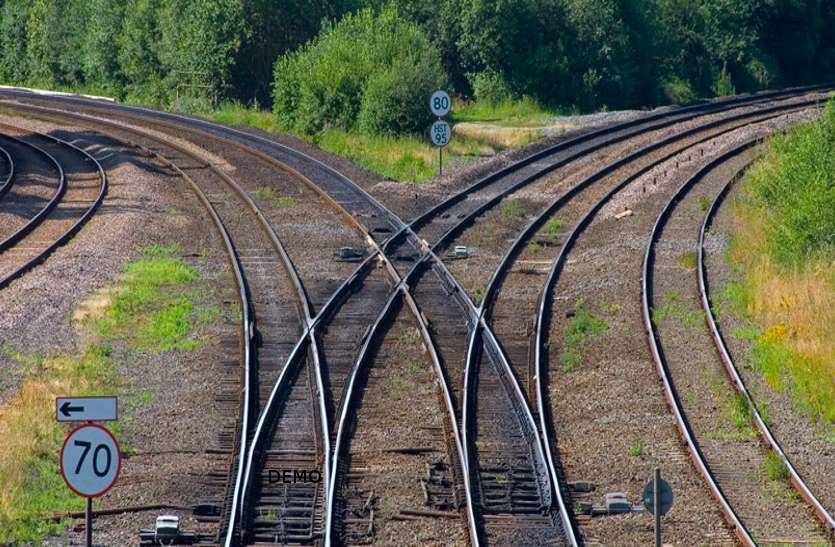 दो साल बाद रेल सेवा से जुड़ जाएगा अटल नगर, आबाद होने में संशय, अभी सिर्फ मंत्रियों के बंगले