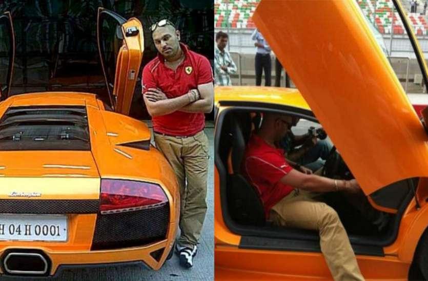 युवराज सिंह का Car कलेक्शन देखकर आपके भी मुंह से निकलेगा 'OH MY GOD'