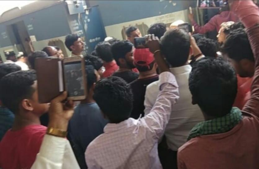भीषण गर्मी में भभक उठे ट्रेन के कोच, केरला एक्सप्रेस में सवार चार यात्रियों की मौत