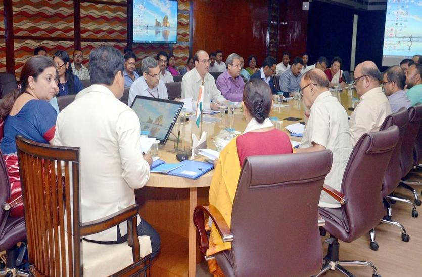 स्मृति ने असम के समाज कल्याण विभाग के कामकाज पर जताई नाखुशी