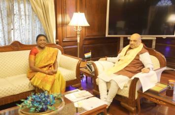 राज्यपाल ने गृहमंत्री अमित शाह से मुलाकात की, दिल्ली से वापस लौटे सीएम, झारखंड के लिए लाए यह विशेष सौगात