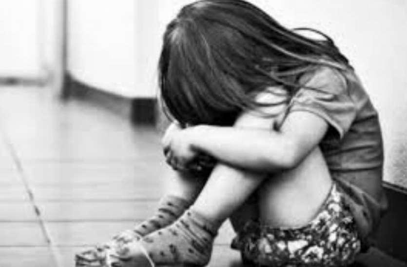 यूपी के संवेदनशील नगर में चार साल की बच्ची से बलात्कार