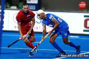 FIH Series: भारतीय हॉकी टीम की शानदार जीत, उज्बेकिस्तान को 10-0 से धोकर सेमीफाइनल पहुंची