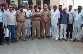 बढ़ती चोरियों पर अंकुश के लिए गठित होंगे ग्राम सुरक्षा दल