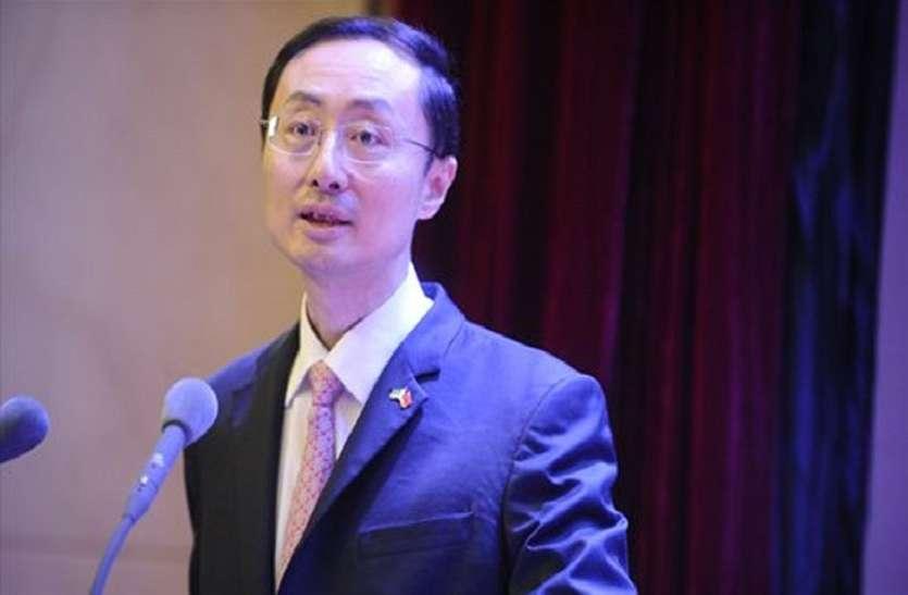 सन वेइडोंग होंगे भारत में चीन के अगले राजदूत, विदेश मंत्री एस जयशंकर के साथ कर चुके हैं काम