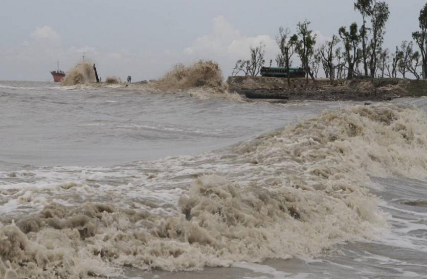 'वायु' चक्रवात से मानसून पर भी खतरा, उत्तर भारत में संकट के आसार!
