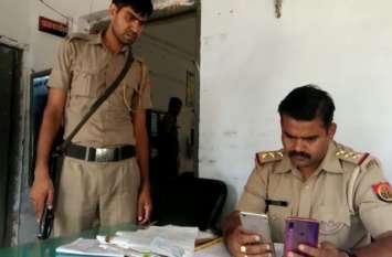 दिल्ली पुलिस के छह जवानों की हिरासत से सलमान फरार, मची खलबली, देखें वीडियो