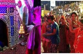 गंगा दशहरा पर अयोध्या में हुआ बड़ा आयोजन सजाई गईं सरयू की झांकी