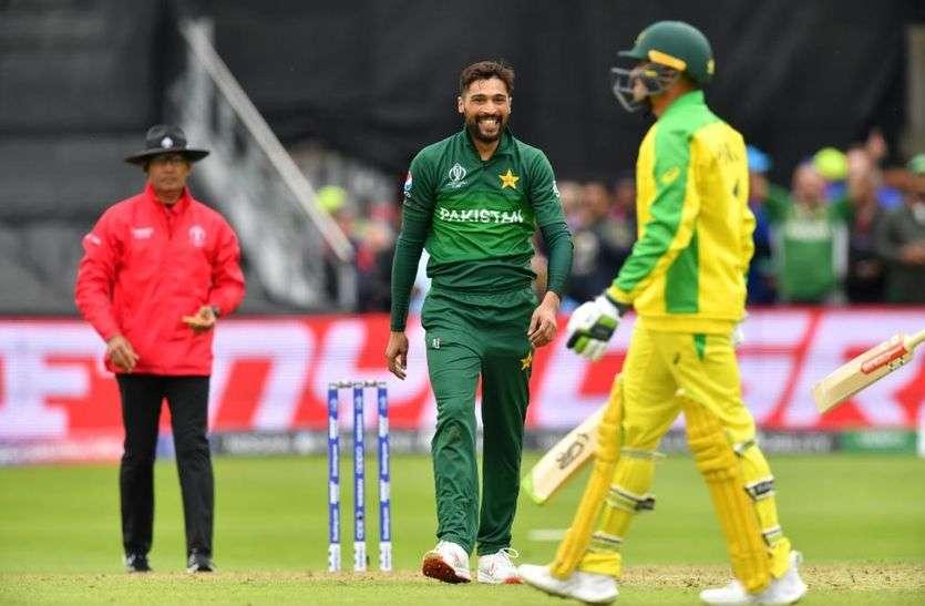 विश्व कप क्रिकेट : जानें पाकिस्तान के खिलाफ ऑस्ट्रेलियाई पारी की खास बातें और बनें रिकॉर्ड
