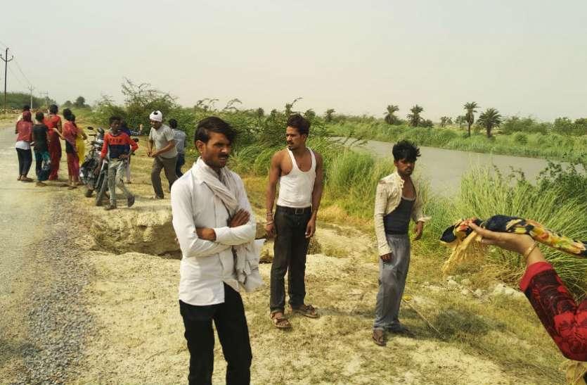 VIDEO: गंगा दशहरा पर नहर और यमुना में नहाने गए युवक व युवती डूबे, नहीं मिल रहा सुराग