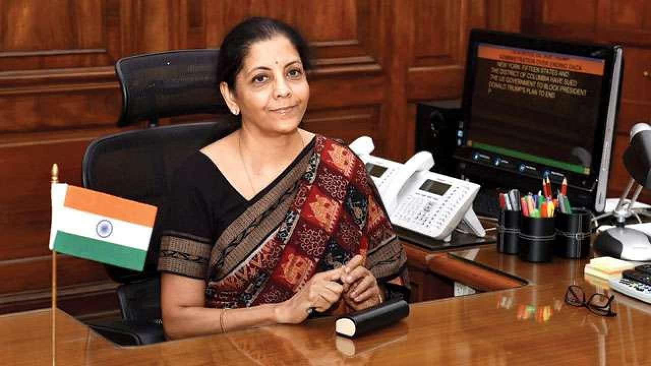 VIDEO : वित्त मंत्री निर्मला सीतारमण ने बजट से पहले बैठक की