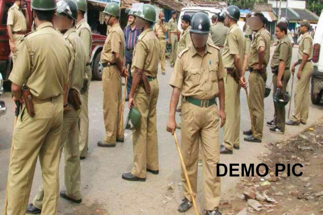 police wala gunda live video