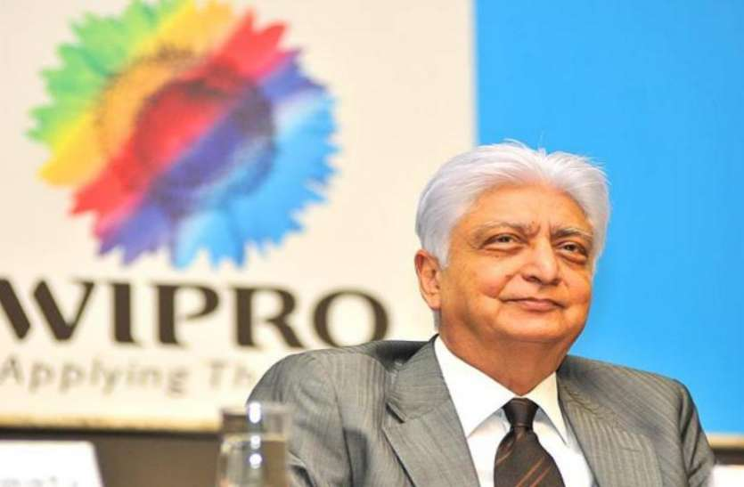 कोरोना के लिए Wipro चीफ Azim Prem ने दिया अब तक का सबसे बड़े दान
