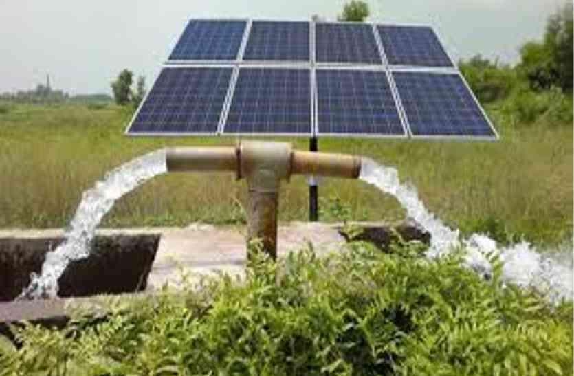 अमासेबैयलु राज्य का पहला सौर ऊर्जा ग्राम