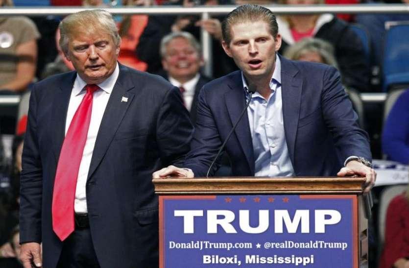 अमरीकी चुनाव में रूसी हस्तक्षेप, ट्रंप के बेटे से पूछताछ करेगी सीनेट की इंटेलिजेंस टीम