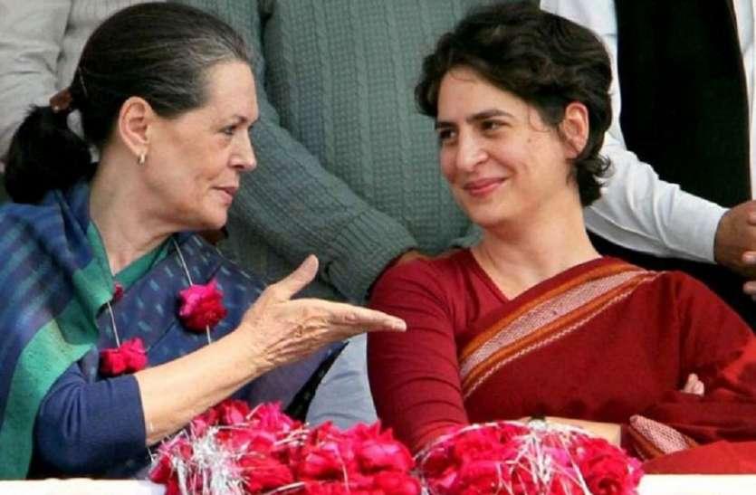 रायबरेली पहुंची सोनिया तो प्रियंका गांधी को मुख्यमंत्री बनाने की आवाज गूंजी