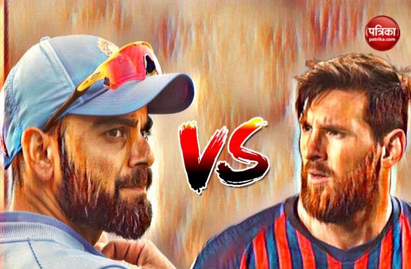 जानिए किन विज्ञापनों को कर विराट बने दुनिया के सबसे अमीर क्रिकेटर, फिर भी मेसी से पीछे