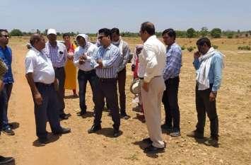 जिले में स्थापित होंगे उद्योग, औद्योगिक क्षेत्र