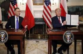 अमरीका को पोलैंड में रूसी हमले का डर, 1000 सैनिकों की तैनाती का प्रस्ताव