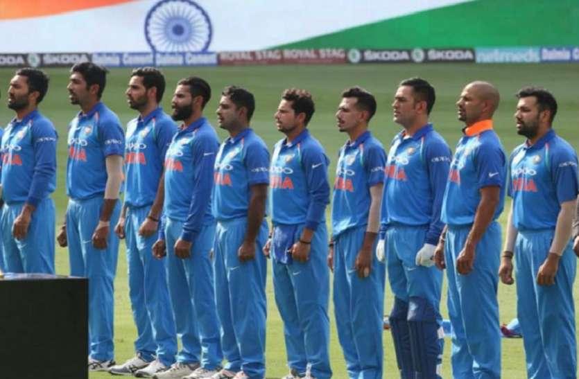 क्रिकेट विश्वकप का सबसे रोमांचक मुकाबला आज,भारत और पाकिस्तान की टीम आमने सामने